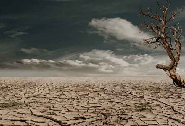 earth desert dry hot
